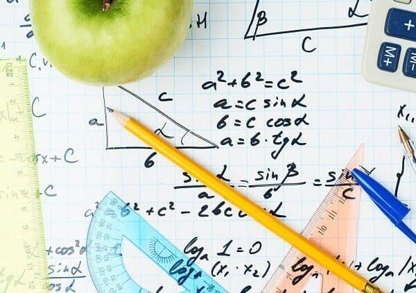 數學試前複習重點知識