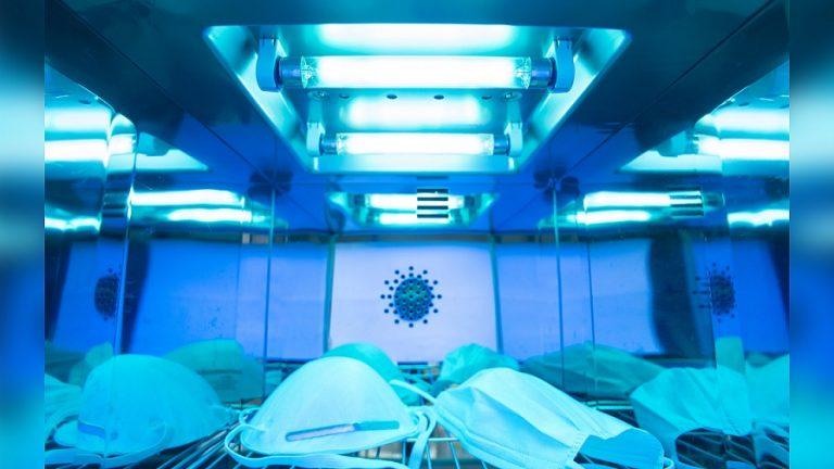 紫外線消毒殺菌