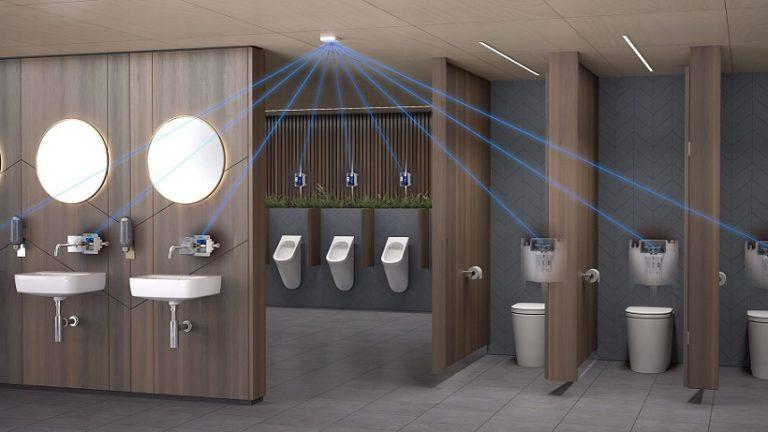 """智慧產品""""搬入""""公共廁所讓""""便捷""""之事便捷舒服"""