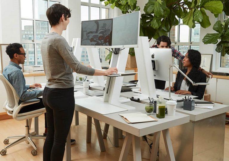 人體工學辦公室傢俱之設計原理