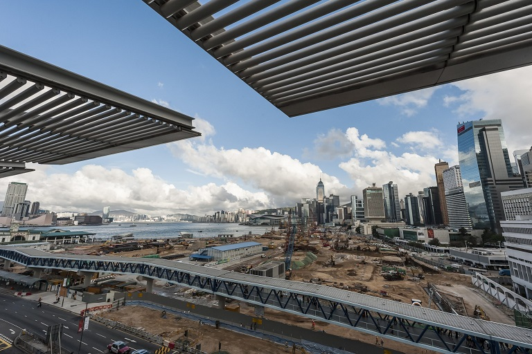 香港的另一面
